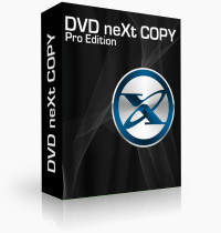 DVD next Copy Professional give you full control